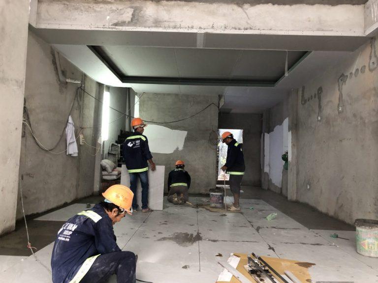LE VAN GROUP cung cấp dịch vụ sửa chữa nhà trọn gói