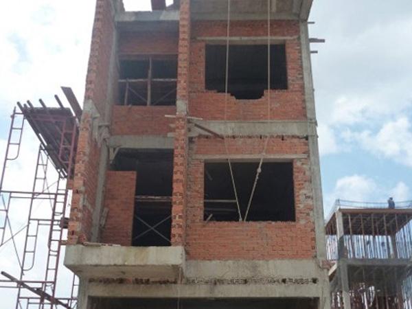 Bảng báo giá xây nhà phần thô