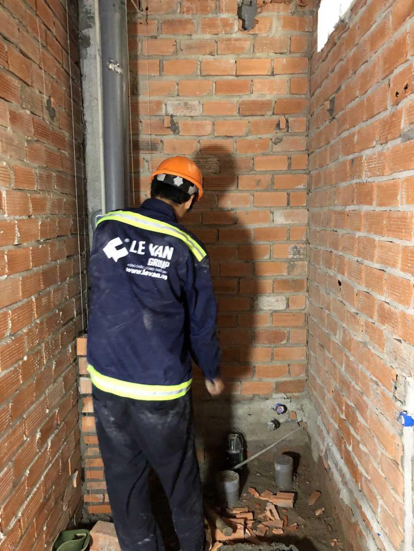 Dịch vụ sửa chữa nhà quận 5 uy tín chuyên nghiệp