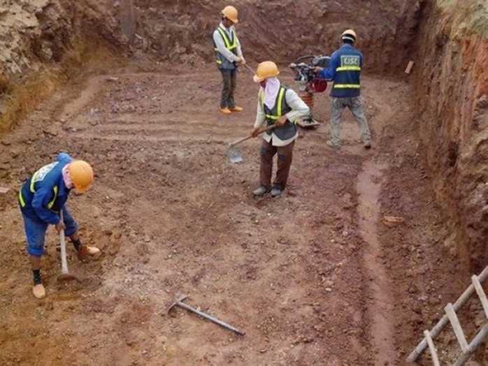 Tính chiều sâu chôn móng dựa trên tính chất, đặc điểm, cấu tạo của công trình