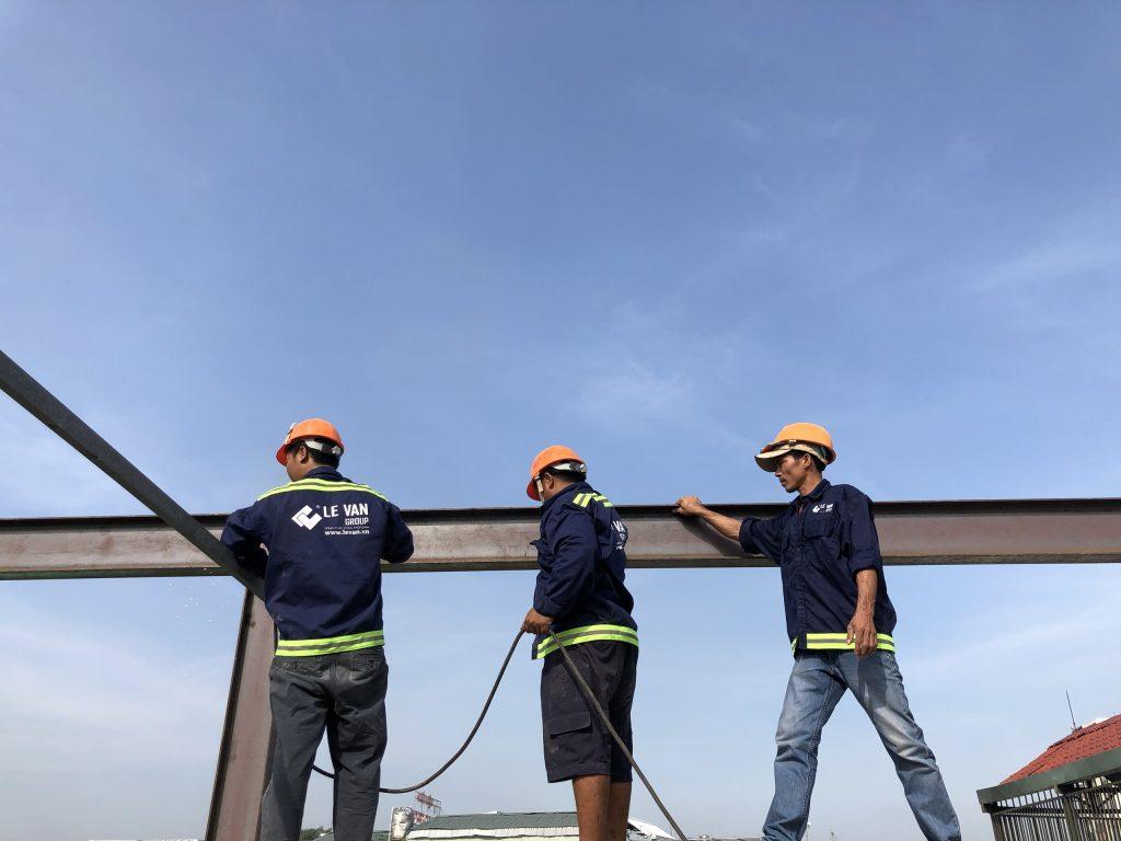 Dịch vụ xây nhà trọn gói tại quận Gò Vấp