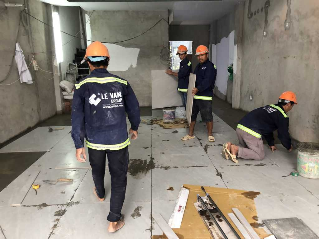 Dịch vụ sửa chữa nhà huyện Củ Chi uy tín chuyên nghiệp