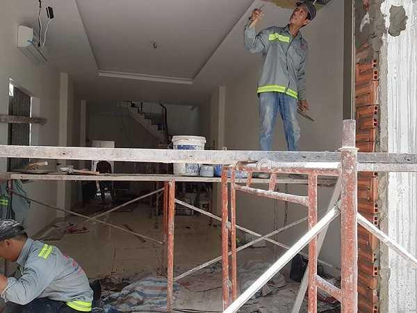 Lê Văn Group cung cấp dịch vụ sửa nhà trọn gói, chất lượng cao