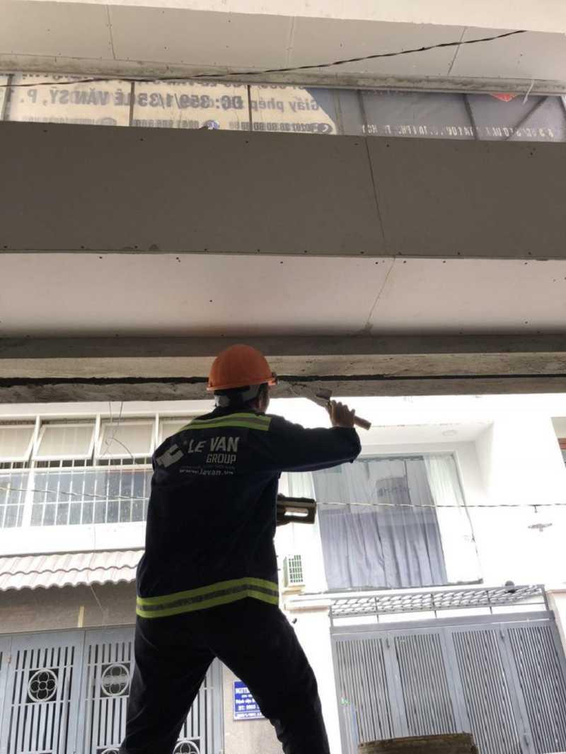 sửa chữa nhà phố 1