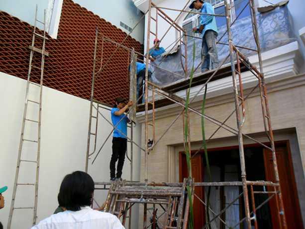 Dịch vụ sửa chữa nhà phố uy tín chuyên nghiệp