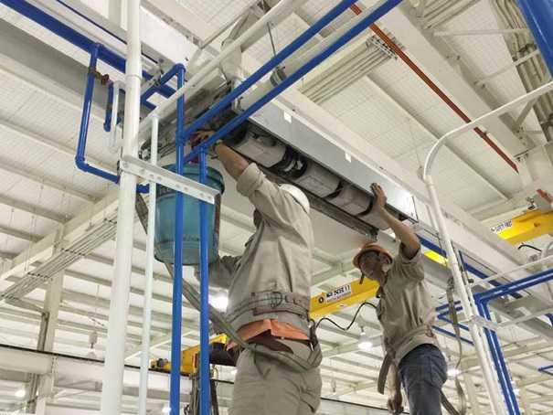 Sau một thời gian hoạt động, nhà xưởng có thể xuống cấp hoặc những vấn đề cần sửa chữa