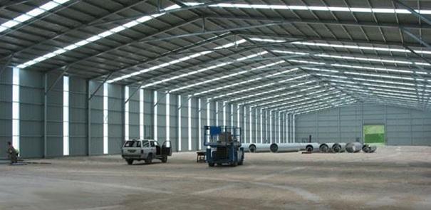 LE VAN GROUP hiện đang sửa chữa, bảo trì nhà xưởng cho nhiều hạng mục