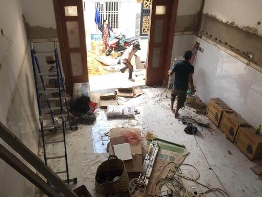 Quy trình sửa nhà