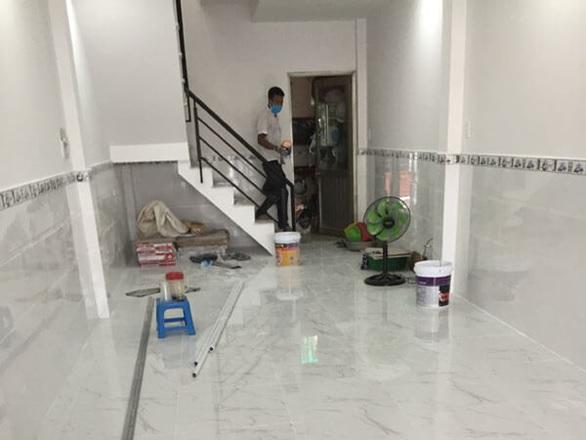 Dịch vụ sửa chữa nhà huyện Nhà Bè