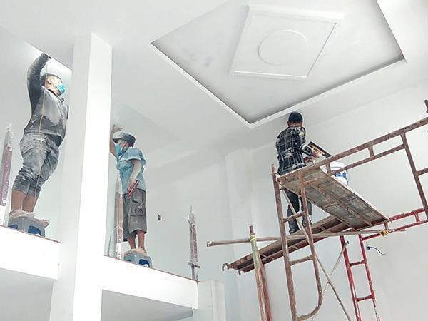 Sửa chữa nhà đem lại an toàn cho gia đình và mọi người xung quanh