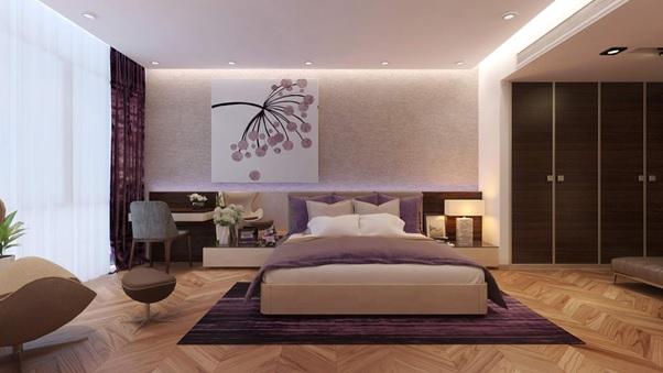 Dịch vụ sửa nhà phòng ngủ đem đến không gian thoải mái