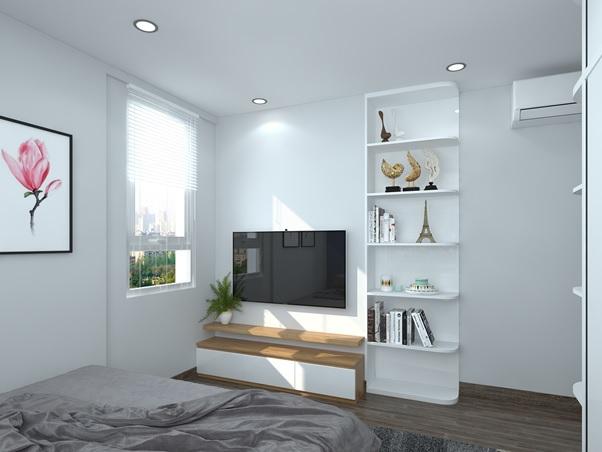 Nên cải tạo lại phòng ngủ để có một không gian đẹp và thoải mái