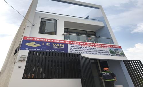 Trình tự sửa nhà tại Lê Văn rất khoa học