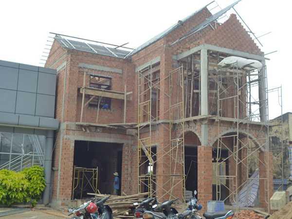 Dịch vụ xây nhà trọn gói tại quận 8