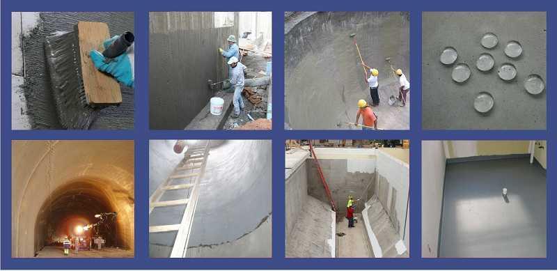 Hệ thống chống thấm tầng hầm cho chung cư cao cấp