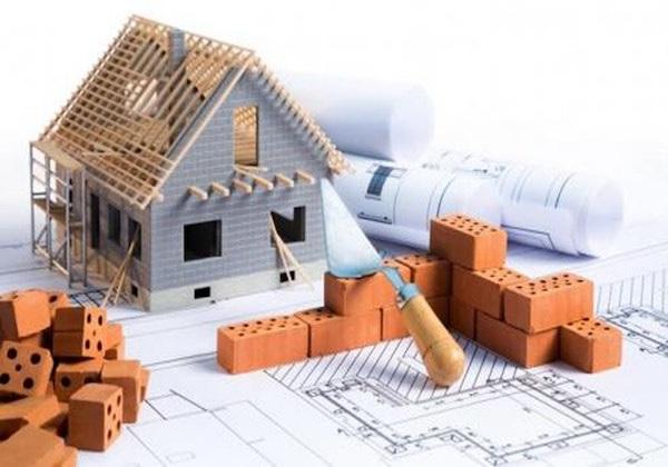 Chi phí xây nhà sẽ phụ thuộc vào diện tích và vật tư thi công, phí đảm bảo an toàn cho những công trình bên cạnh