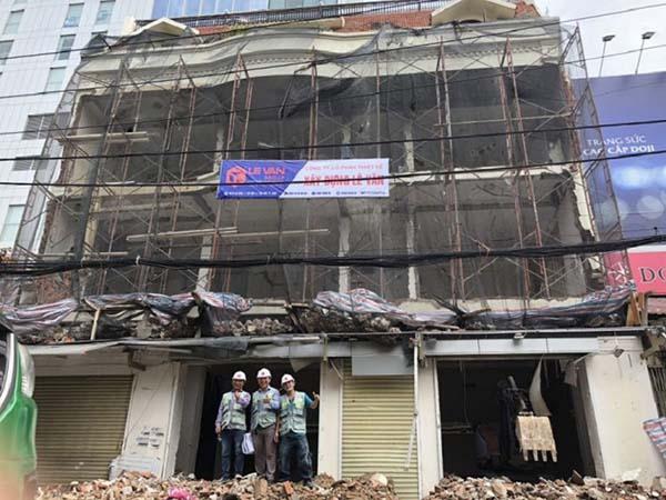Xây dựng Lê Văn cung cấp dịch vụ xây nhà huyện Bình Chánh uy tín, chất lượng, giá cạnh tranh