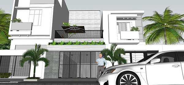 Các mẫu thiết kế về nhà phố được yêu thích nhất hiện nay