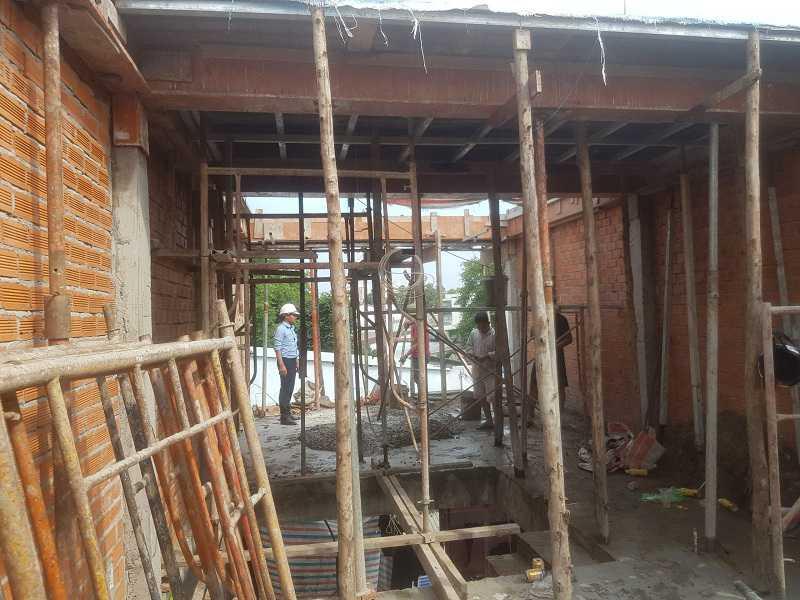 Dịch vụ xây nhà trọn gói tại quận 3