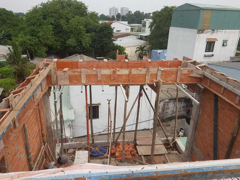 Dịch vụ xây nhà trọn gói tại quận 2