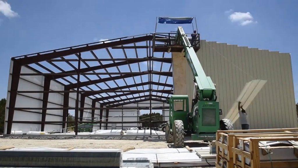 Xây dựng nhà xưởng - 2