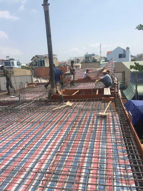 Dịch vụ xây nhà trọn gói huyện Nhà Bè