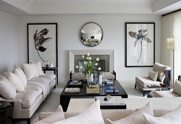 Tư vấn thiết kế nội thất phòng khách diện tích nhỏ