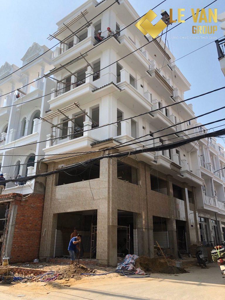Báo giá xây dựng nhà phố đẹp trọn gói (hình số 19)