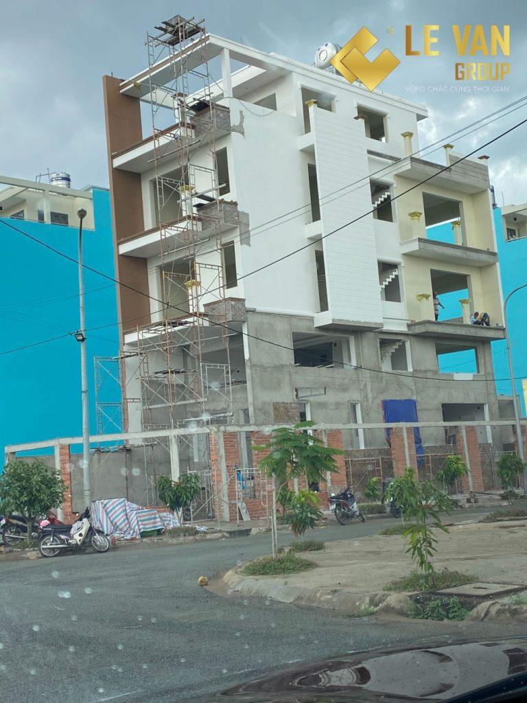 Báo giá xây dựng nhà phố đẹp trọn gói (hình số 20)