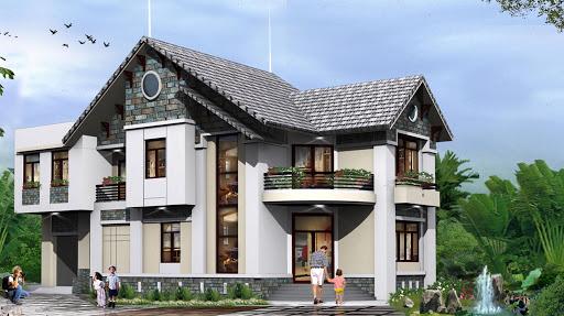 Chi phí xây biệt thự là một trong những quan tâm hàng đầu của chủ đầu tư