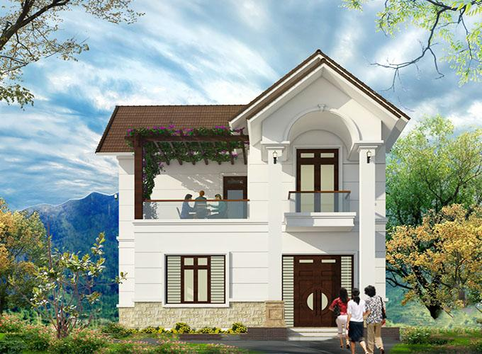 Biệt thự mini là căn biệt thự có quy mô nhỏ gọn với đầy đủ tiện nghi