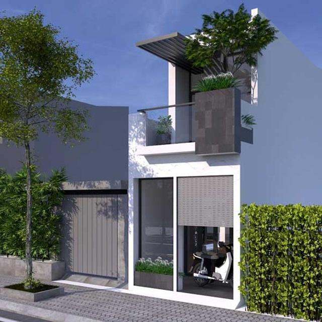 Tổng hợp các mẫu nhà 2 tầng đẹp 5x16m được ưa chuộng nhất hiện nay
