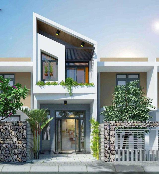 Tổng hợp những mẫu nhà phố 2 tầng 5x15m thiết kế đẹp nhất 2021