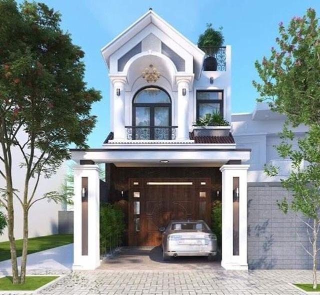 Những mẫu thiết kế nhà 2 tầng 6x15m bạn không nên bỏ qua