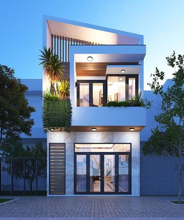 Tổng hợp các mẫu nhà mặt tiền 6m 2 tầng đẹp nhất hiện nay