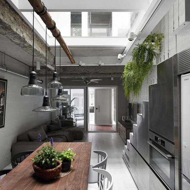 Những mẫu thiết kế nhà 2 tầng 4x10m được ưa chuộng nhất năm 2021